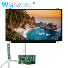 15.6 inch LCD screen 1080P 1920*1080 HDMI VGA edp 30 pins Driver Board for Raspberry Pi 3 laptop lcd display N156HGA-EAB b125xtn02 0 fit b125xtn02 hb125wx1 201 12 5 wxga edp 30 pin left right 3 screw holes led lcd screen display panel