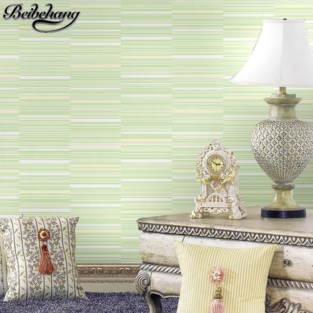 beibehang contemporneo y contratado irregular rayas horizontales pintado no tejido dormitorio papel pintado saln - Papel Pintado Rayas Horizontales
