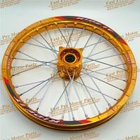1.60x 17 inch Front Rims CNC hub Aluminum Alloy Wheel Rims 1.60 x 17inch for KLX CRF KTM Kayo Apollo BSE Pit Bike Dit Bike