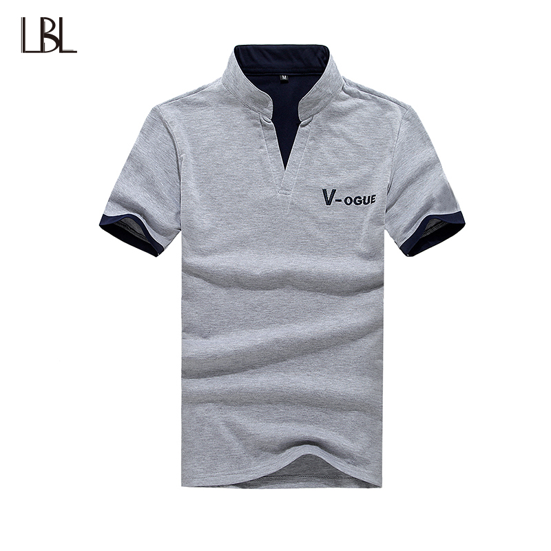 2018 Brand clothing New Men Polo Shirt Men Business & Casual Solid Male Summer Polo Shirt Short Sleeve Breathable Polo Shirt