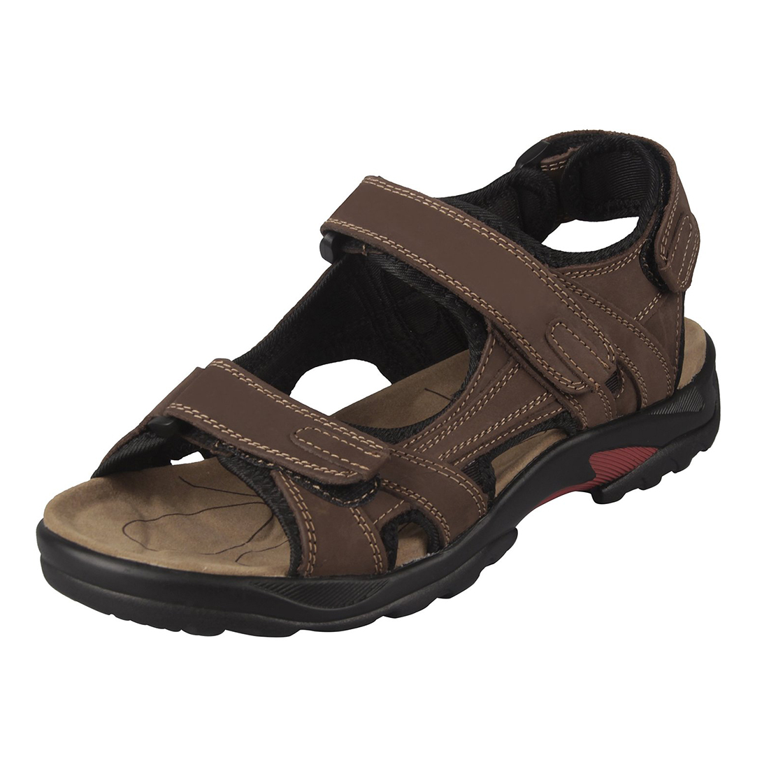 New Mens sandals Leather sandals men leather Shoes