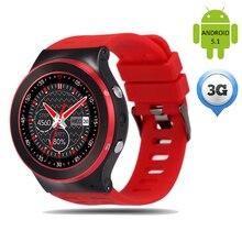 Android 5.1 smart watch s99 gps wifi smartwatch telefon 5.0mp kamera Unterstützung 3G GSM/WCDMA Sim-karte Sport Uhr PK KW88 armbanduhr