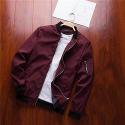 NaranjaSabor Весна Новый для мужчин's курточка бомбер на молнии мужской повседневное уличная хип хоп Slim Fit пилот пальто мужчин костюмы плюс разме
