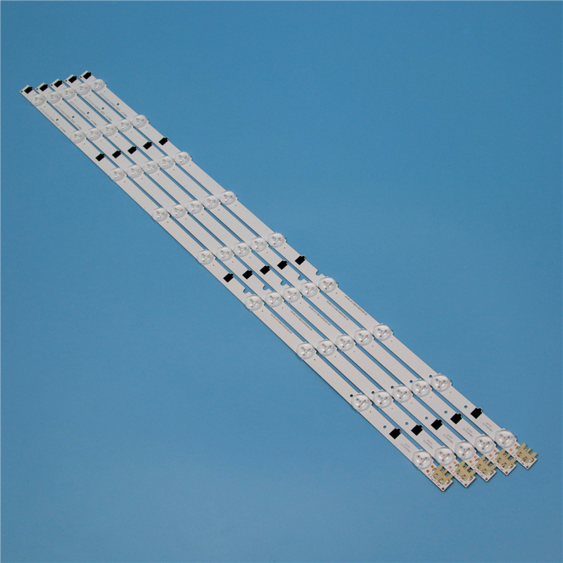 9 Lamps LED Backlight Strip For Samsung UN32F5000AF UN32F5000AG UN32F5200AG UN32F5500AF UN32F5500AG Bars Kit Television LED Band