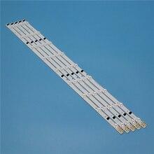 9 lampen Led hintergrundbeleuchtung Streifen Für Samsung UN32F5000AF UN32F5000AG UN32F5200AG UN32F5500AF UN32F5500AG Bars Kit Fernsehen FÜHRTE Band