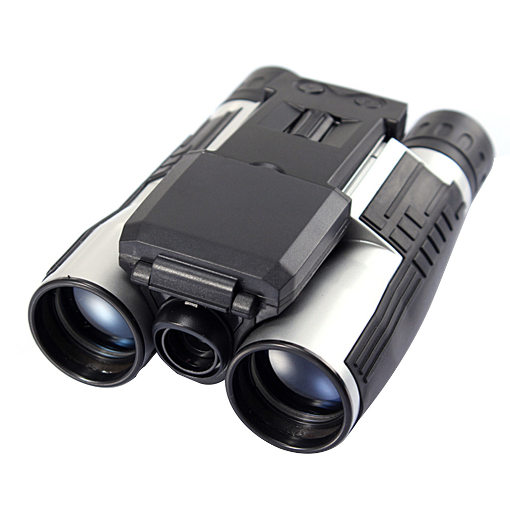 12X32 Binoculars Digital Camera USB HD 1080P Video DVR Recording 2 Inch Screen 5MP CMOS Photo
