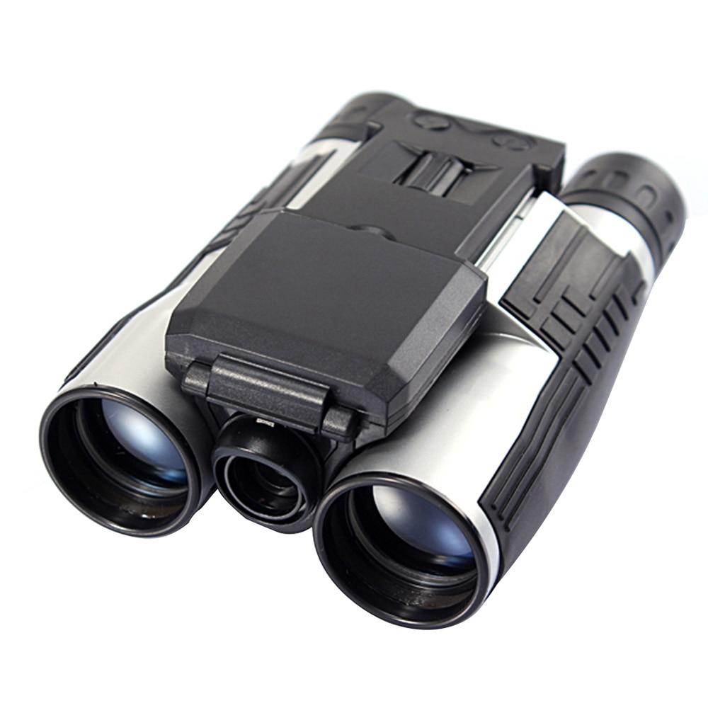 12X32 Binoculars Digital Camera USB HD 1080P Video DVR Recording 2 Inch Screen 5MP CMOS Photo Zoom Telescope for Tourism Hunting