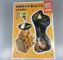 Studio Ghibli My Neighbor Totoro Cat Bus Resin Figure Figurine