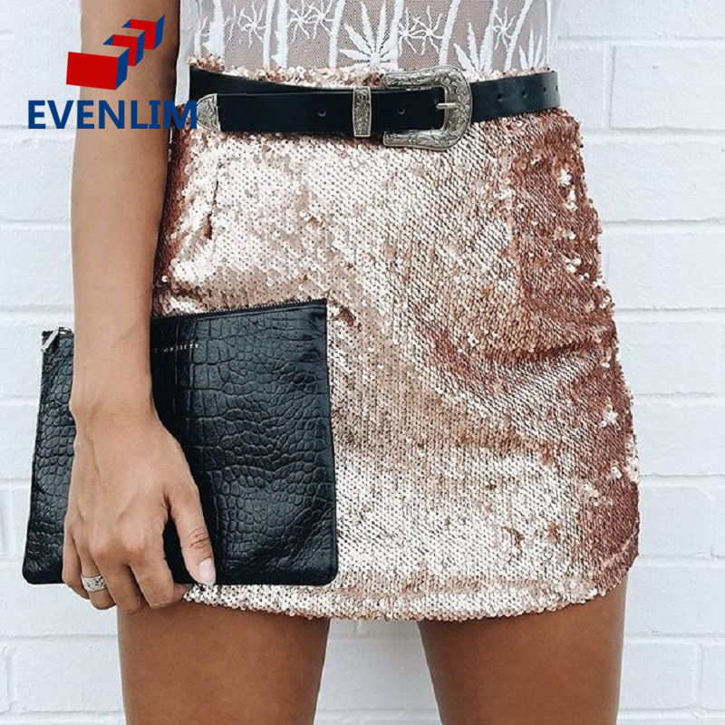 Popular Sequin Bodycon Skirt-Buy Cheap Sequin Bodycon Skirt lots ...