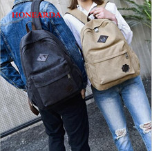 Fashion backpack men and women travel