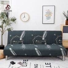 Parkshin Mode Alle inclusive Klapp Sofa Bett Abdeckung Engen Wrap Sofa Handtuch Couch Abdeckung Ohne Armlehne housse de canap cubre