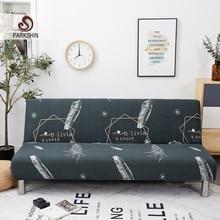 Parkshin אופנה הכל כלול מתקפלת Sofa כיסוי הדוק לעטוף ספת מגבת ספה כיסוי ללא משענת housse דה canap cubre
