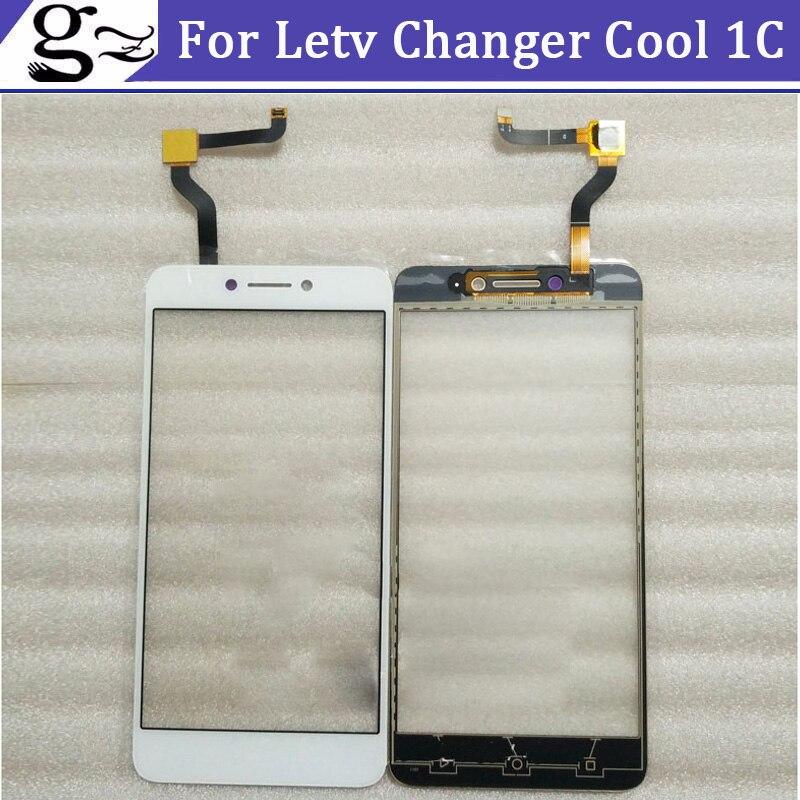 Original für Coolpad Kühlen Wechsler 1C C107 C107-9 Touch screen Touch panel glas flex kabel für Coolpad 1C