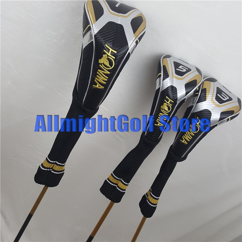 Image 5 - Golf Driver HONMA S 05 4 star Driver loft 9.5 or 10.5 Fairway Golf Clubs with Graphite Golf shaft free shipping-in Golf Clubs from Sports & Entertainment