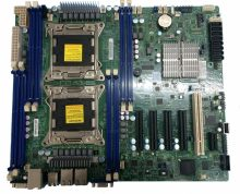 Applies to For supermicro X9DRL-IF server motherboard C602 chipset LGA 2011 DDR3 tested working(China)
