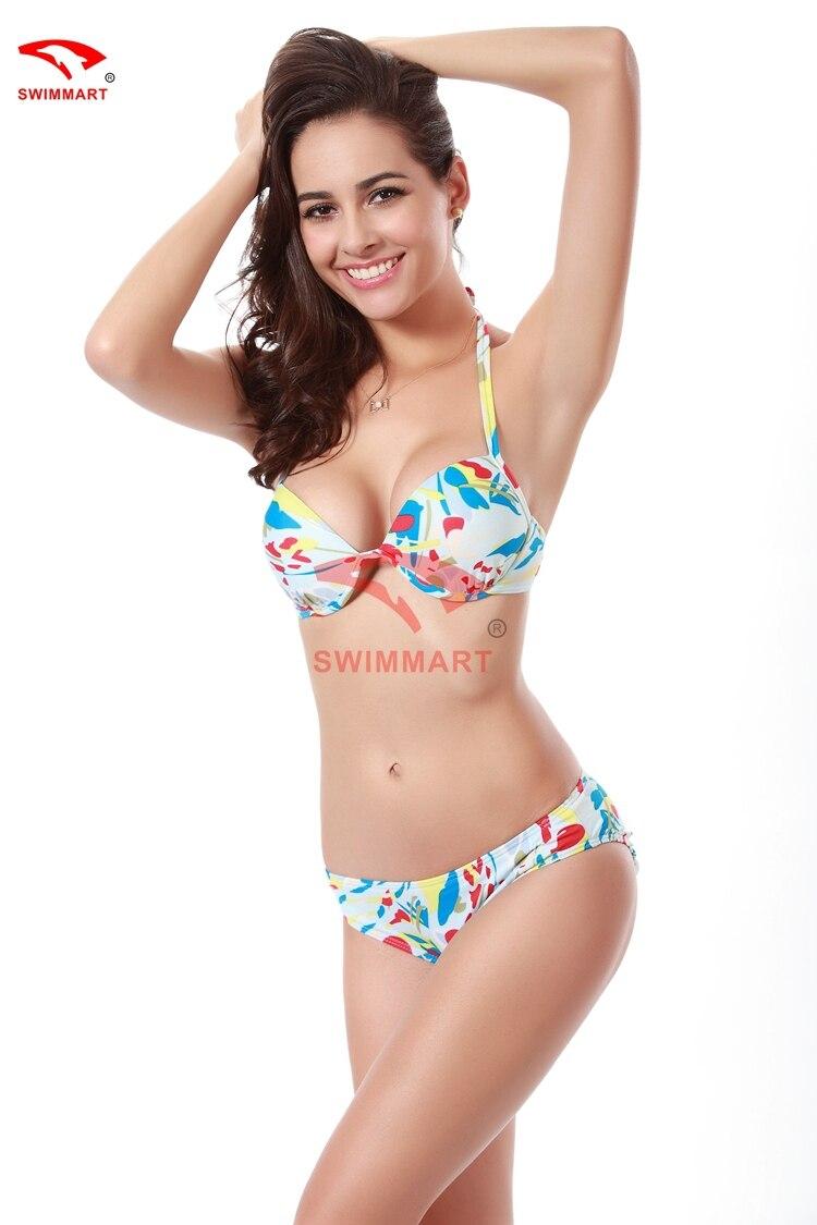 Are sexy young bikini girls