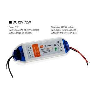 Image 3 - Led照明トランスフォーマーDC12V 18ワット36ワット72ワット100ワット高品質安全ドライバledストリップ電源供給