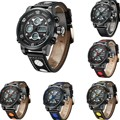 Men Outdoor Sport Watches Waterproof Multifunctional Digital Display Wristwatch Fashion Design Practical