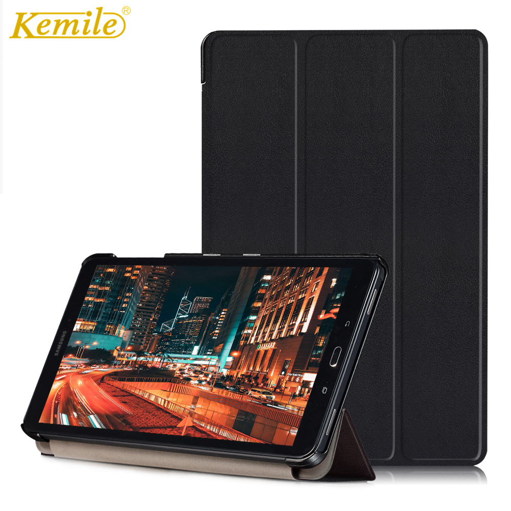 Kemile Ultra Slim Case For Samsung Galaxy TAB E 9.6 T560 T561 T565 T567V Lightweight Cover For Samsung TAB E 9.6 T560 T561 T565 планшет samsung galaxy tab e 9 6 8gb 3g black sm t561