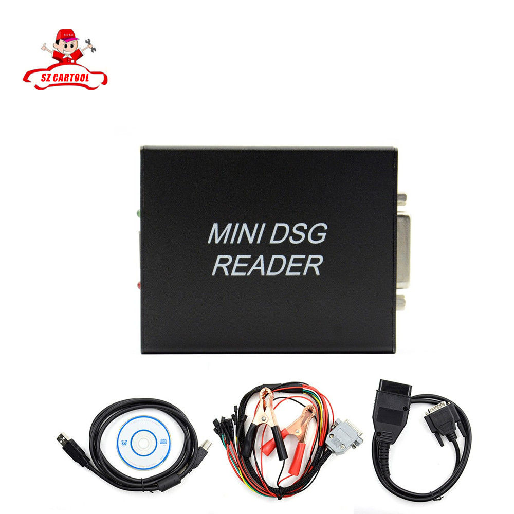 2016 Hot Sale!  Free Super Performance 2015 Professional MINI DSG reader(DQ200+DQ250) For New Release DSG