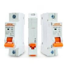 Новый хорошего качества репутация 1 P DC 1000 в солнечный выключатель постоянного тока автоматический выключатель mcb 10A 20A 16A 25A 32A 40A 50A 63A для солнечной энергии PV