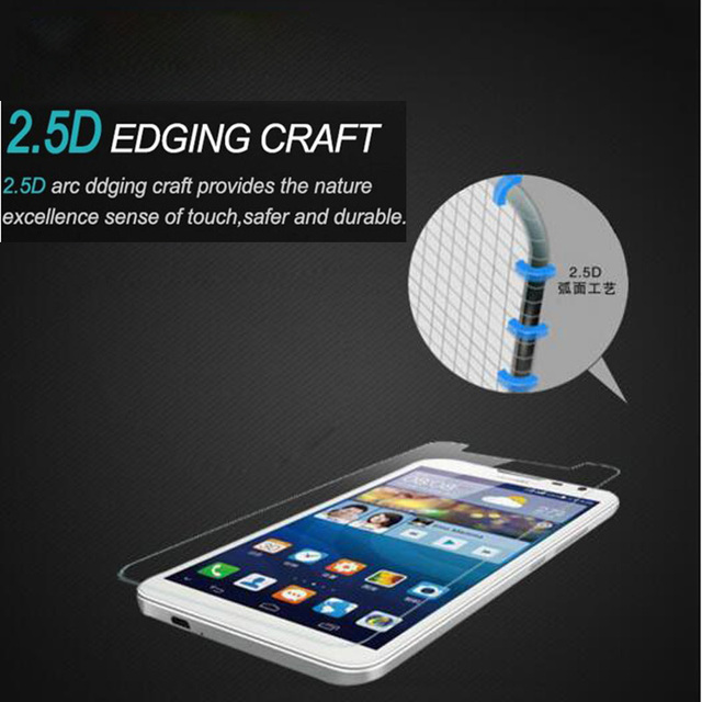 Mwihphms brand Universal Tempered Glass 4.0 4.3 4.5 4.7 5.0 5.3 5.5 5.7 6inch Screen Protector film For ZTE cool xiaomi redmi 4x