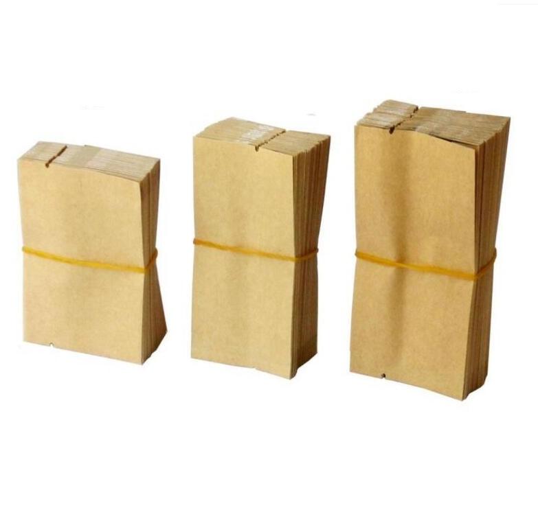 Aliexpress.com : Buy Joy Size 5*11+2.3cm small Brown kraft