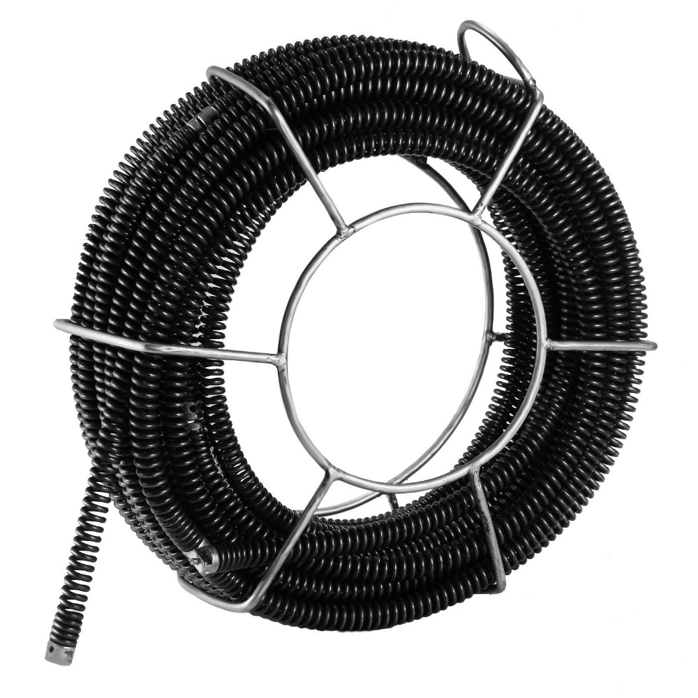 10m Cable For Drain Pipe Cleaner