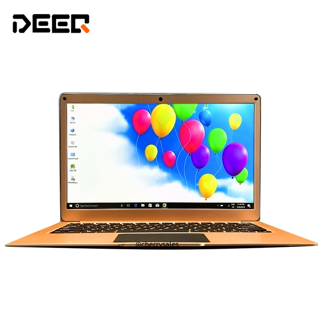 "New Version 13.3"" IPS 6GB DDR3 64G eMMc Wifi laptop with M.2 SATA SSD Slot Apollo Lake N3450  ultrabook windows 10 System"