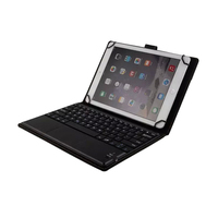 Wireless Removable Bluetooth Keyboard Case Cover Touchpad For Samsung Galaxy Tab 2 P5100 P5110 Tab 3