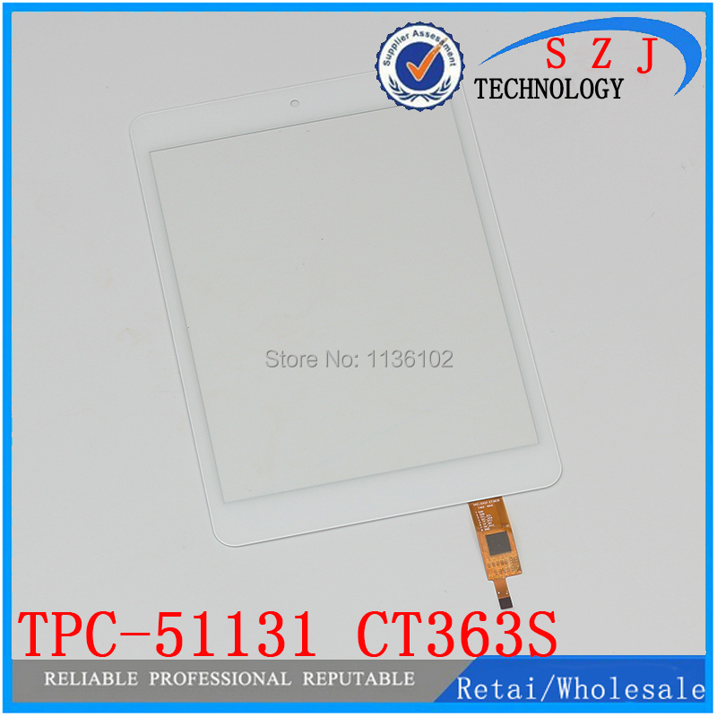 (Ref: TPC-51131 CT363S ) Original 8 inch Touch screen tablet touch panel capacitance glass Tablet pc Free shipping