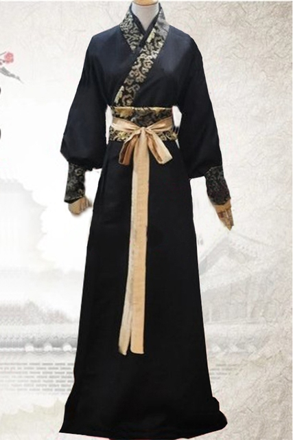 Танцевальный Костюм Рыцаря для взрослых, одежда китайской династии Тан, мужской костюм ханьфу, традиционный китайский костюм, костюм меча 89