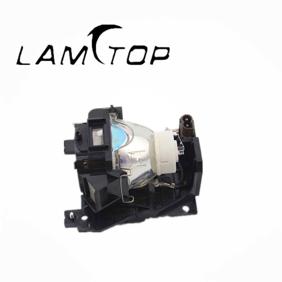 Free shipping   LAMTOP compatible lamp with housing/cage   DT00891  220W  fit for   HCP-A7/HCP-A8 free shipping lamtop hot selling original lamp with housing dt01381 for hcp q80 hcp q80w