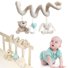 Newborn Baby Rattle Toy Stroller Toys Baby Bed Hanging Toys Educational Toy Multipurpose Babyplay Bell Toddler