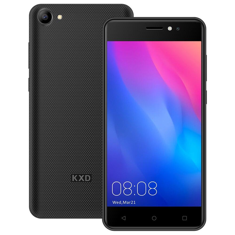 Ken Xin Da KXD W50 3G 5.0 MTK6580 1GB+8GB Quad Core Andriod 6.0 5MP+5MP Dual Camera Dual Sim Card 2100mAh Battery Smartphone