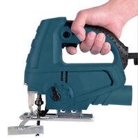 1 Stücke Power Stichsäge elektrische säge holzbearbeitungswerkzeuge multifunktions hand sägen schneidemaschine holzsäge