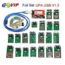 wholesale price UPA USB Programmer UPA USB 1 3 Full Adapters UPA USB V1 3 ECU