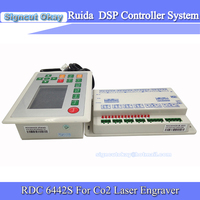 Ruida RDC6442S Co2 Laser DSP Controller for Co2 Laser Engraving and Cutting Machine RDC 6442S High Quality
