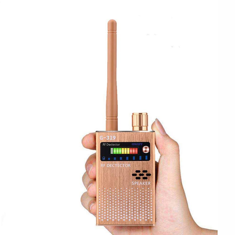 Wireless RF Signal Detector Mini Camera GSM Listening Device Scanner Wireless Signal Device Finder