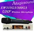 Top Quality! Professional EW335 G3 EW 335G3 True Diversity Handheld Wireless Microphone UHF Wireless Mic System