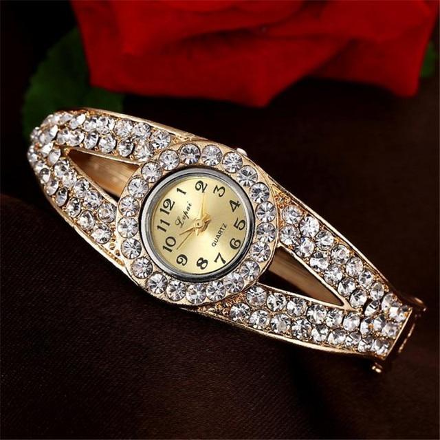 LVPAI Hot Sale Fashion Luxury Women's Watches Women Bracelet Watch Popular Lady