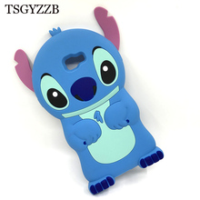 For Samsung J4 Plus Case Coque Soft Silicone Cover Cute Stitch Cases For Samsung Galaxy J4 Plus J4+ J 4 Plus J415F SM-J415F J415 цена и фото