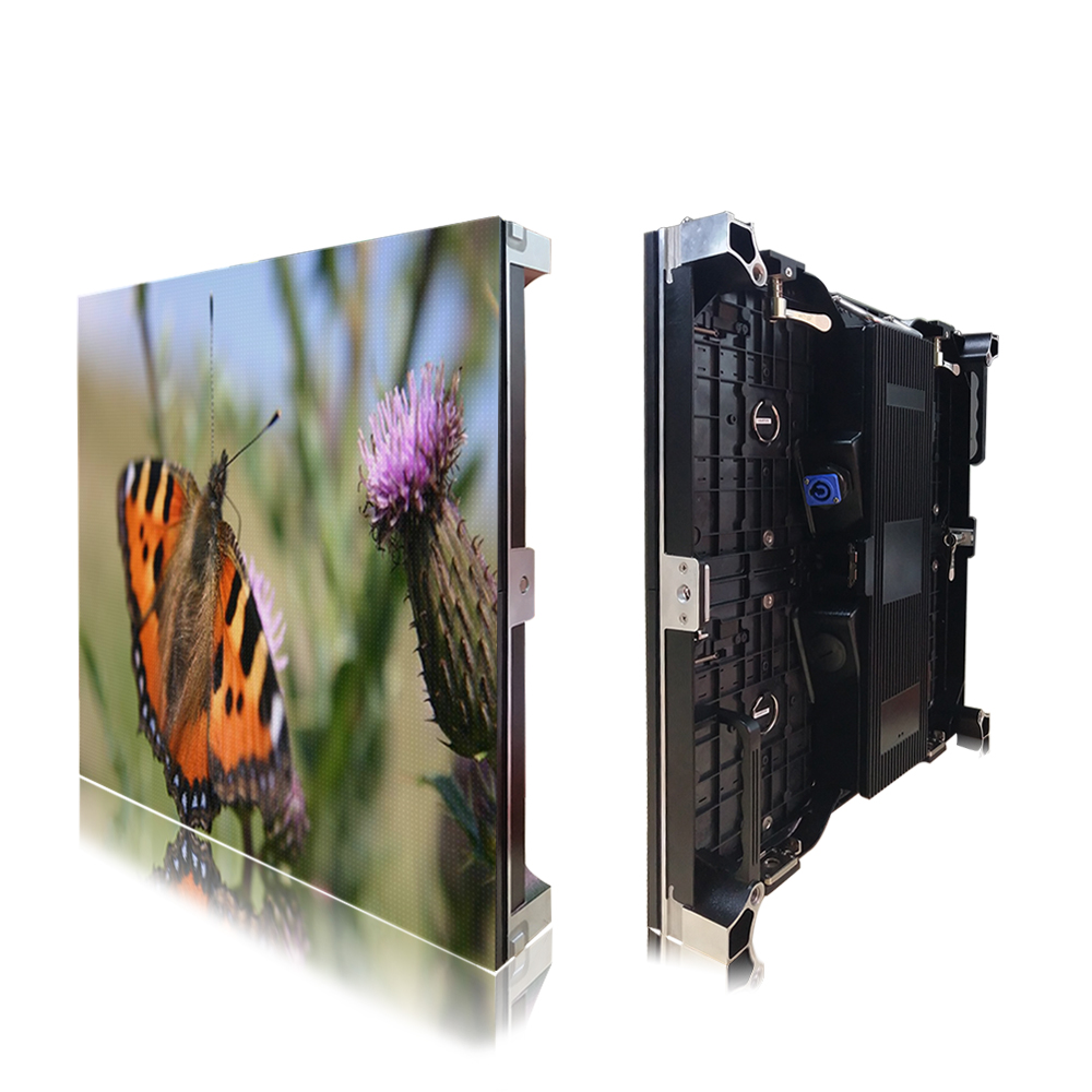 P3.91 indoor full color LED display Die-cast aluminum Cabinet,1/8 scan,500*500mm,128*128 dotP3.91 indoor full color LED display Die-cast aluminum Cabinet,1/8 scan,500*500mm,128*128 dot