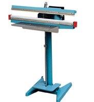 Melhor Preço Pedal Pé Impulse Sealer  Máquina de Selagem Da Folha de Alumínio
