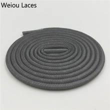 """Wellace無地3 M反射靴ひもラウンドフラットセーフティ靴ひもプラスチックチップnmdラチェットロープレース49 """"/ 125 cm用350 750"""