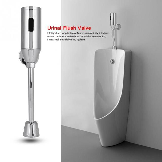 Touch Automatic Toilet Flush