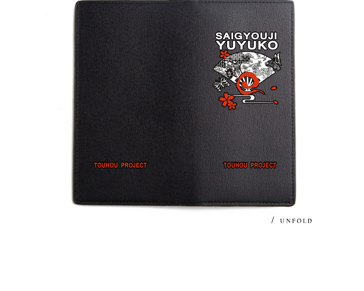 TOUHOU Project Wallet Hakurei Reimu Short Purse Nice Anime Kirisame Marisa Remilia Scarlet Wallets Kids (10)