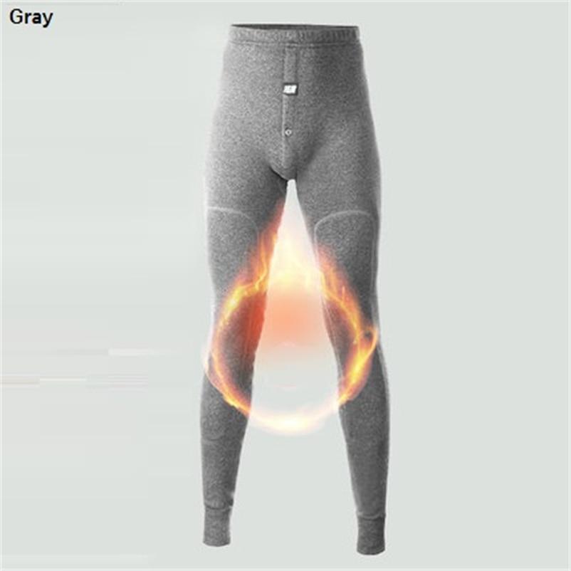 2018 nova roupa interior térmica calças grossas usar no inverno muito frio underwear para o canadá russo e os homens europeus proteger o joelho 5