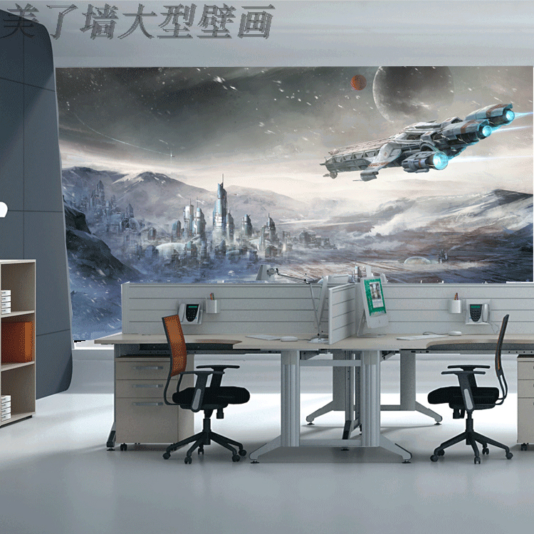 buy free shipping star wars wallpaper ForOuter Space Planning And Design Group