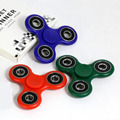 6 colour Tri-Spinner Fidget Creative Funny Toy Plastic EDC Hand Spinner For Autism and ADHD Rotation Time Long Anti Stress Toys